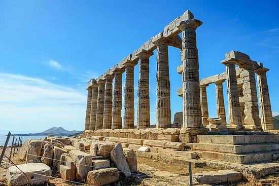 海角苏尼翁和波塞冬神庙半日游从雅典