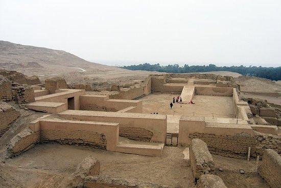 Temple of Pachacamac Halvdagstur fra...