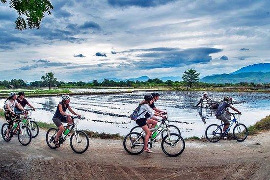 Morgen Sykkeltur i Mandalay