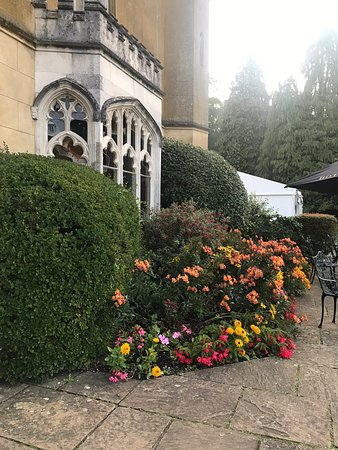 Missenden Abbey Conference Centre: Lovely outside areas