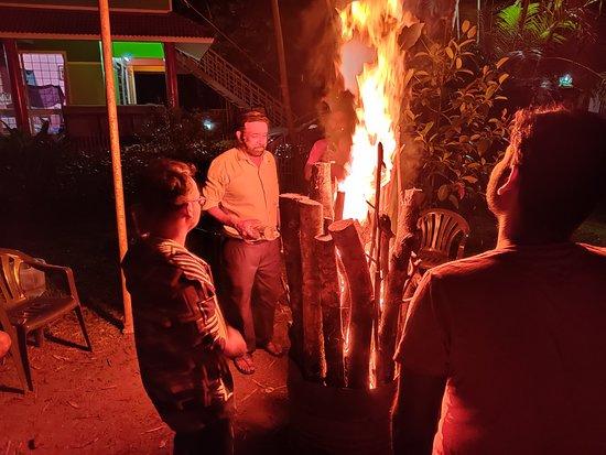 Bonfire Place