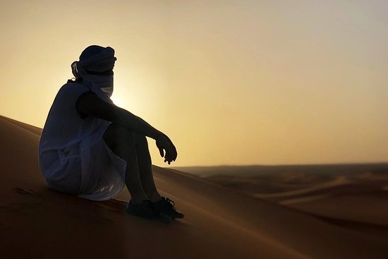 4-Day Guided Desert Tour from...