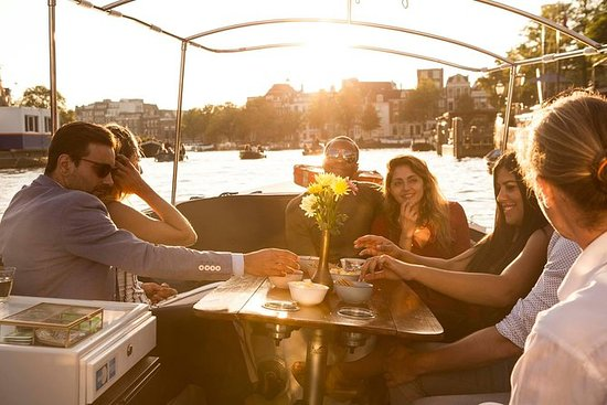 阿姆斯特丹浪漫運河之旅,聽聽愛與泡沫的故事照片