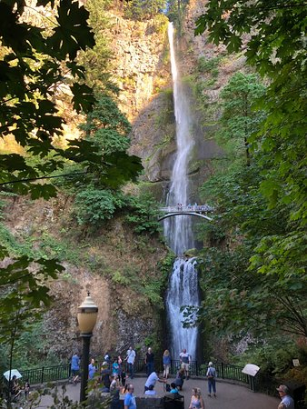 Worth your time for the views of the Columbia River Gorge