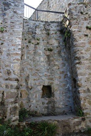 KAle İç Duvarı