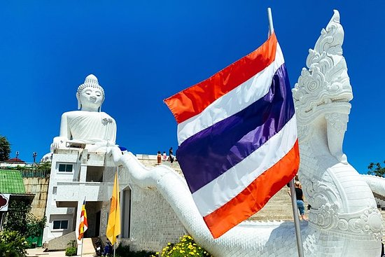 Phuket City Tour (No-shopping): Phuket City Sightseeing Day Tour