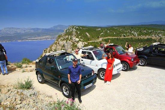 Jeep乘坐Jimny Marseille Calanques...