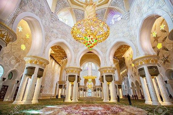Premium privétour naar Abu Dhabi vanuit ...