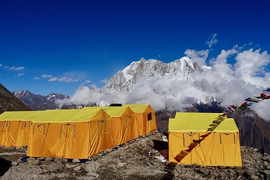24 giorni Nar Phu Valley e Annapurna