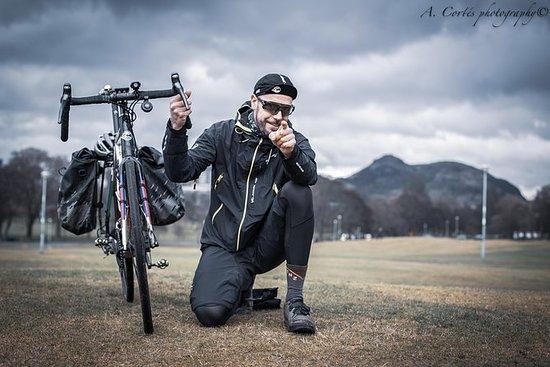 ¡El último recorrido en bicicleta por...