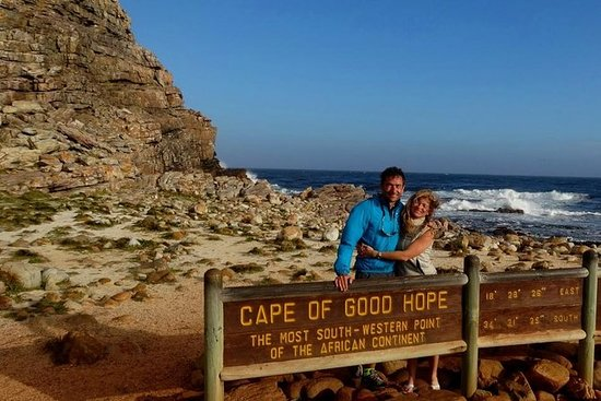 Cape of Good Hope og Cape Point...