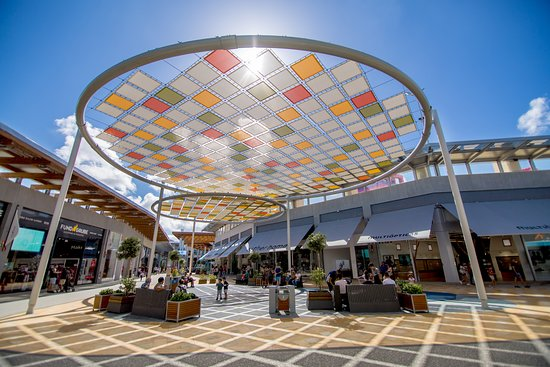 Alisios Shopping Mall