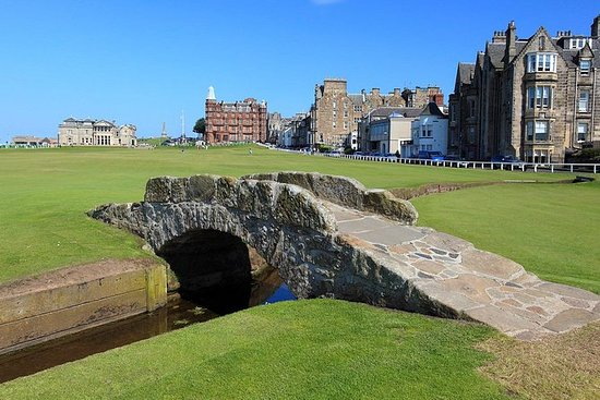 St Andrews Small Group Day Tour vanuit ...