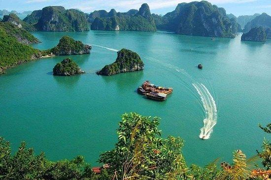 Vietnam Hanoi Vinh Ha Long Day Tour