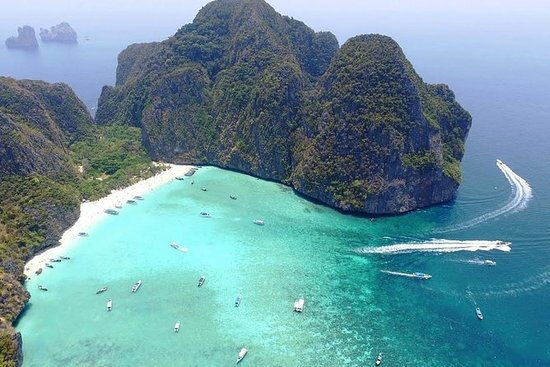 Phuket Day Tour i Khai Island, PP...