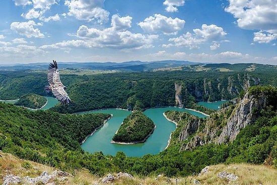 BEZOEK SERVIË: Uvac Lake Cruise ...