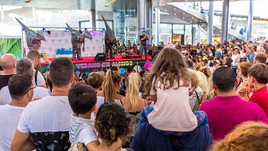Eventos en Centro Comercial Alisios, Las Palmas de Gran Canaria