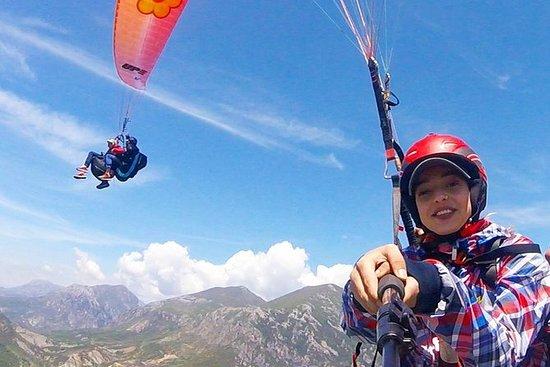 Experiencia de parapente Fly Tandem