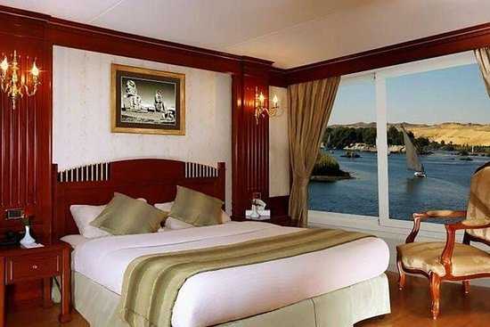 Aswan to Luxor 4-Day Nile Cruise from Cairo 사진
