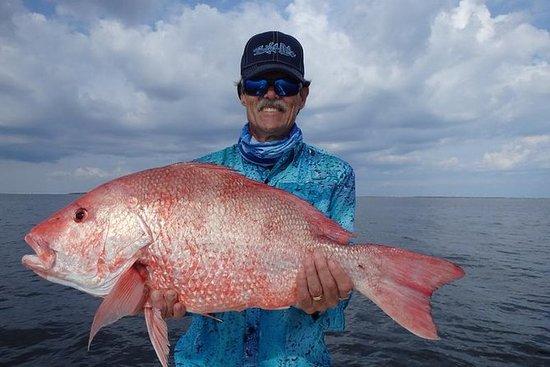 Charter di pesca guidata di Pensacola
