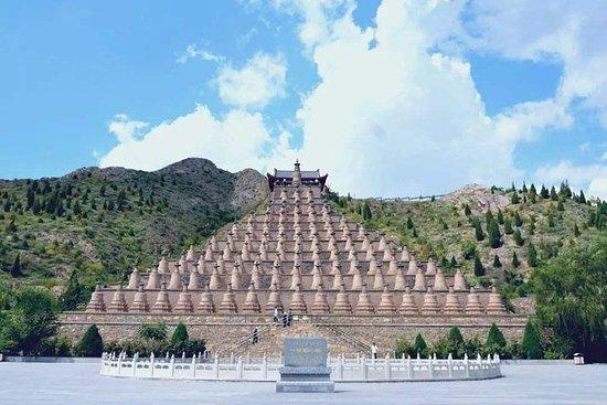 Yinchuan privat dagstur til vestlige...