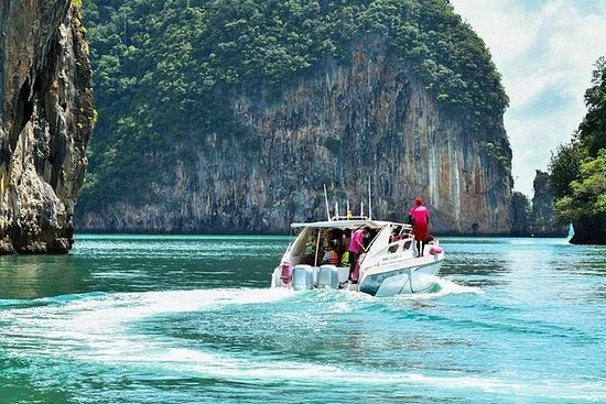 Private Speed Boat Tour to James Bond...