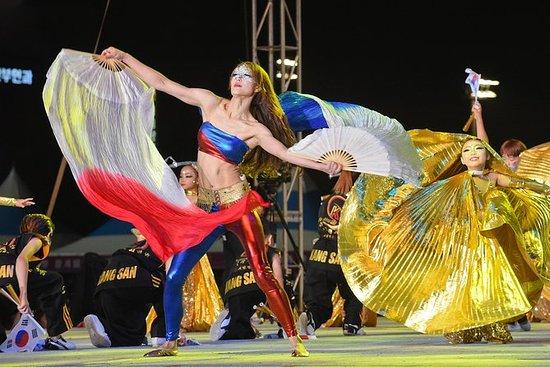 Dynamic Dancing Carnival in Wonju