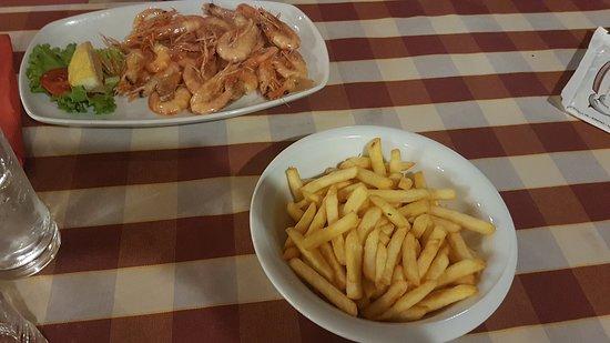 Konoba Rico: patatine fritte