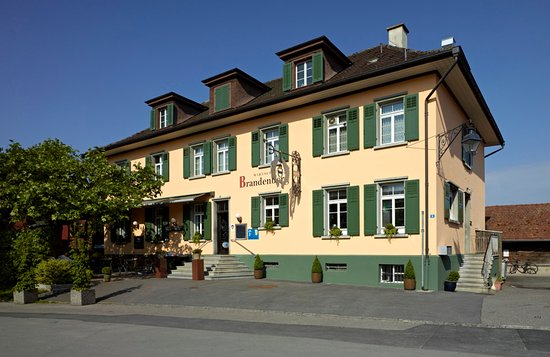 Restaurant Brandenberg: Aussen