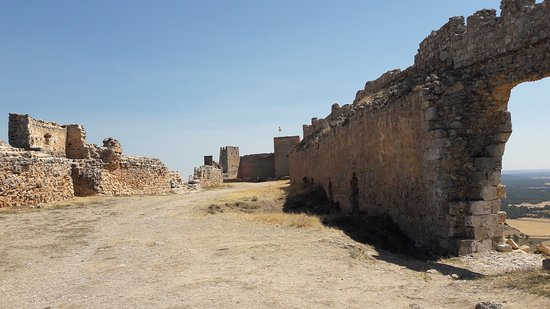 Castillo de Gormaz: Castillo de Gormaz