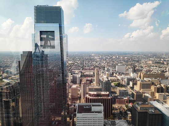 One Liberty Observation Deck Philadelphia General Admission: Views