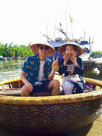 Basketboat tour
