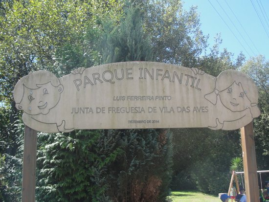 Parque Novo Amieiro Galego: Parque infantil