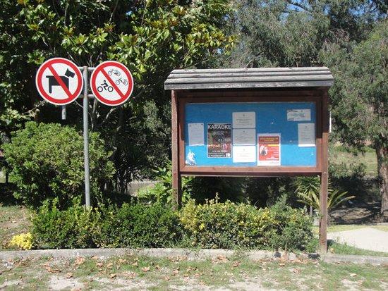 Parque Novo Amieiro Galego: Informação