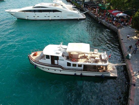 Seasons yacht @Kurucesme
