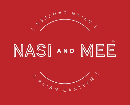 Nasi and Mee Logo