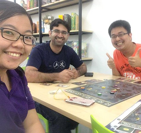 Tiny House Board Games Cafe