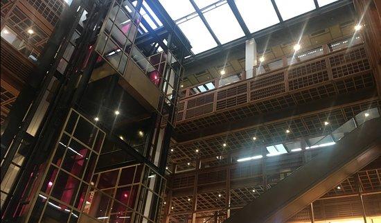 World Trade Center Mall: 環境