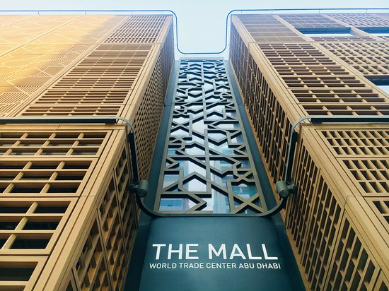 World Trade Center Mall: 門口