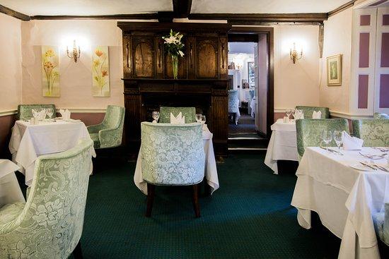 Manor Restaurant at Belstead Brook Hotel: Restaurant