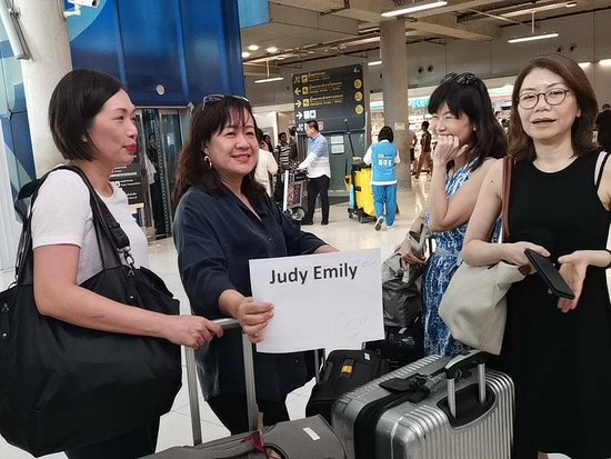 Thank you for the guests using Vanbangkoktours Company.