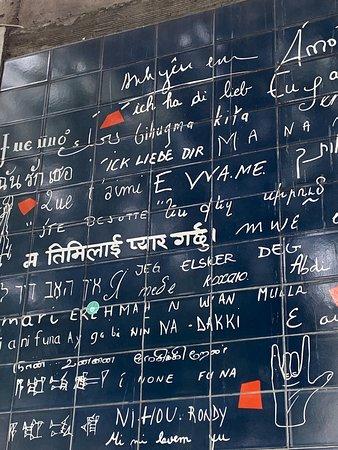 Liebe in allen Sprachen...