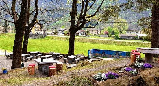 Lostallo, Szwajcaria: Nel cuore della Mesolcina...