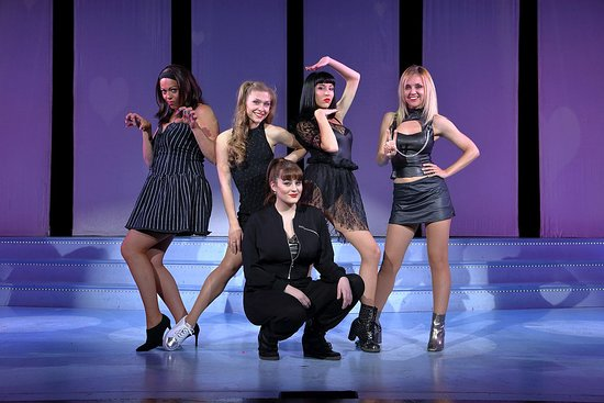 The girls, Spicing up your Life- I ♥ Music