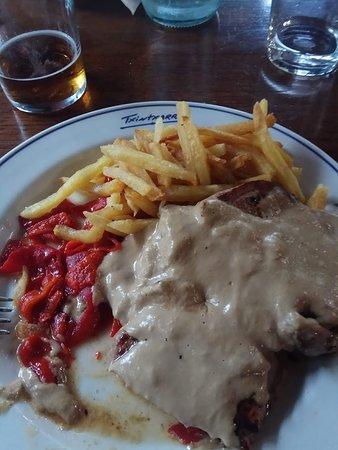 imagen Restaurante Txintxarri en Alegia