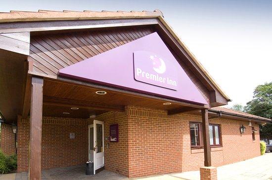 Premier Inn Epsom North hotel