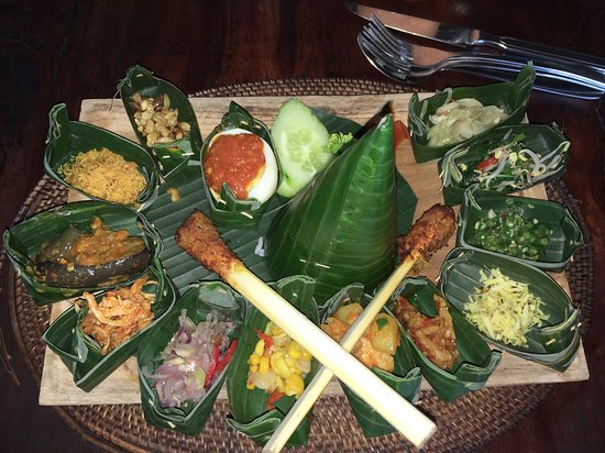 Ubud Tour with Jungle swing: Lunch