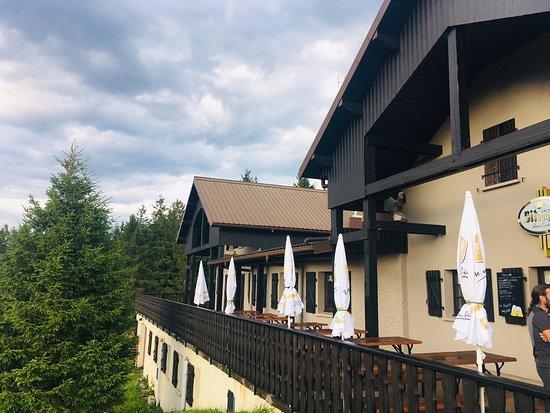 Cornimont, Ranska: Auberge de la Chaume