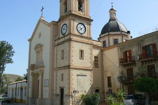 A good church to look in at Campofranco.