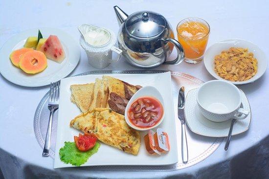 American Breakfast (Complete)